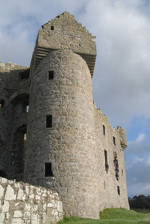 Monea Castle. Source: Jody McIntyre WMC