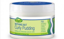 Nothing But Curl Pudding Product Review