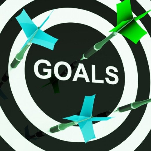 What are your goals!