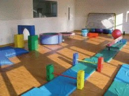 An autistic class should include a sensory space