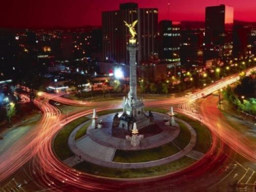 Mexico City Angel.