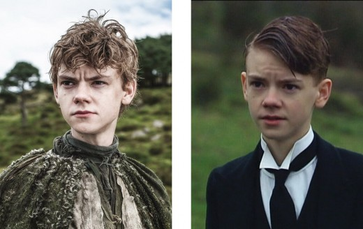 Thomas Brodie-Sangster in Game of Thrones and Doctor Who
