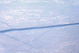 Arctic Ocean near the North Pole