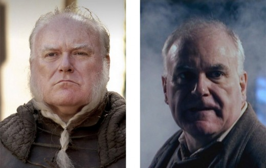 Ron Donachie in Game of Thrones and Doctor Who