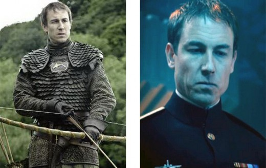 Tobias Menzies in Game of Thrones and Doctor Who