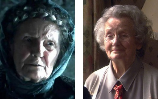 Margaret John in Game of Thrones and Doctor Who