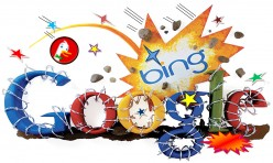 Web Wars: Google vs. Bing + the Duck