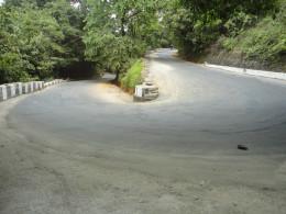 One of many horseshoe curves.....