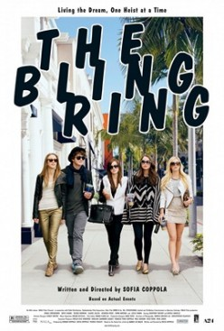 Movie Review of The Bling Ring