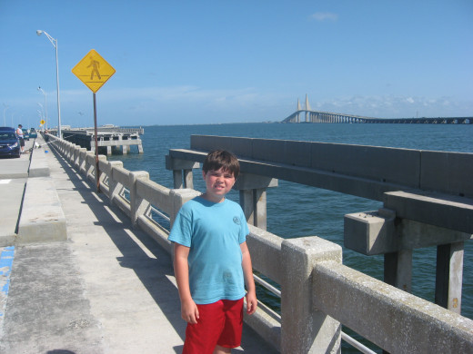 South Skyway Fishing Pier