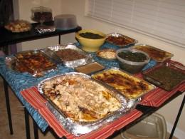 large dinner