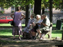 Protecting our Senior Citizens and everyone from crime is important.