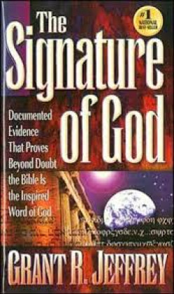Book Review:  The Signature of God