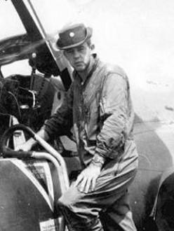Colonel John F. O'Grady  POW/MIA