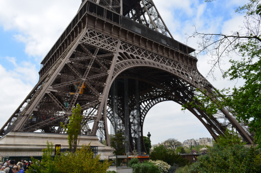 'Eiffel Tower- Paris' from Tony DeLorger