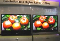 720p vs 1080p HDTV