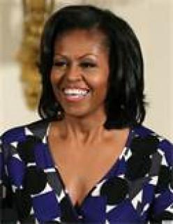 Michelle Obama Speaks