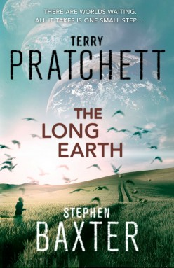 'The Long Earth', by Terry Pratchett and Stephen Baxter