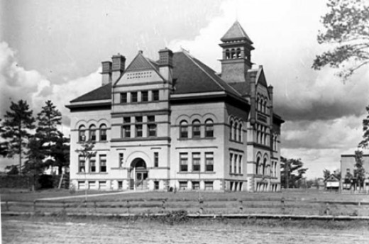 Itasca County Building