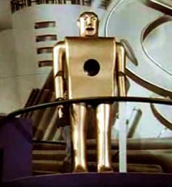Elektro the Robot