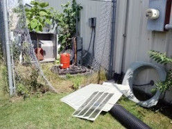 A/C And Heat Pump Theft