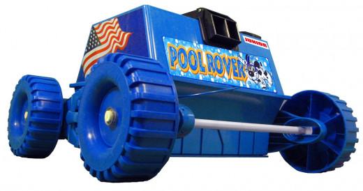 Aquabot APRVJR Pool Rover Junior Robotic Pool Cleaner