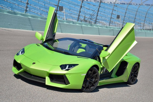 If you say that you cannot afford this lovely car, you would never be able to afford it.