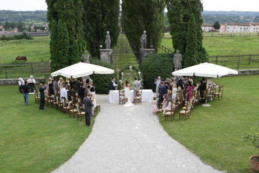 Wedding In Friuli