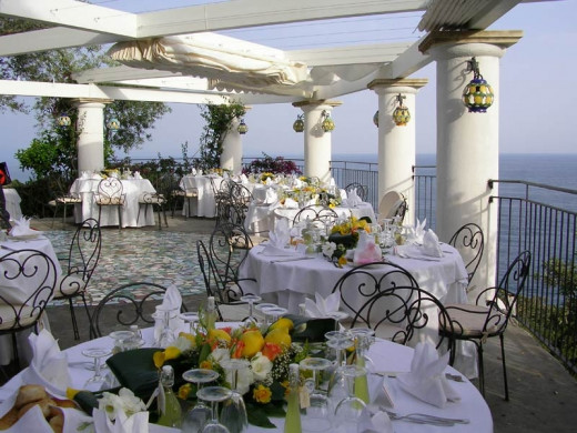 Wedding In Positano