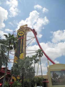 A Guide To Universal Studios Florida