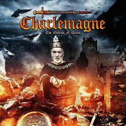 Album Review - Christopher Lee: Charlemagne - The Omens Of Death