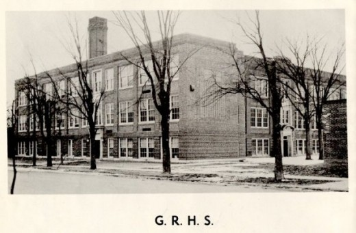 High School 1960.  I graduated from here.