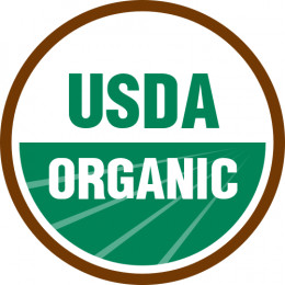Look for the USDA organic seal which means the wine is at least 95% organic.
