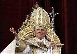 The very important Pope Benedict XVI