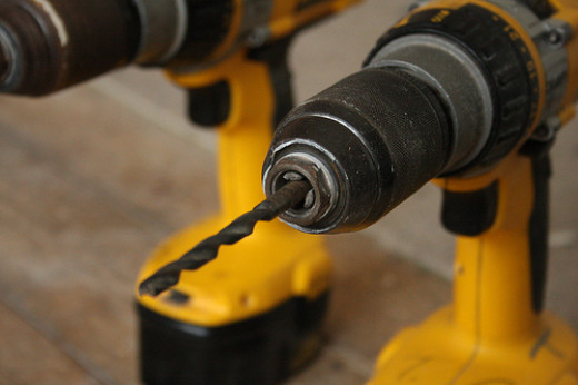 "The humble drill; power tools everywhere pay homage to this veritable ""king of tools."""