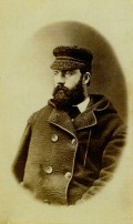 Theodore Baggaley, after the war.