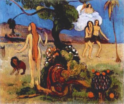 Le Paradis Gauguin