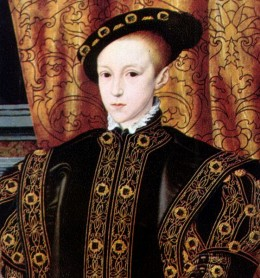 Was Edward VI too sick to make his own decisions?