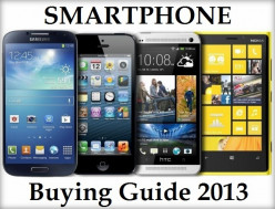 Smart Phone Buying Guide 2013: The Best Or Worst High-End, Mid-Range, Budget And Entry-Level Smartphones (Pros And Cons)