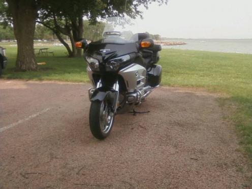 A ride to the Missouri River in Yankton SD.