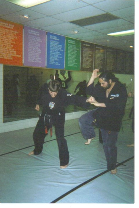 Non-classical systems of martial arts emphasize principles over set patterns.