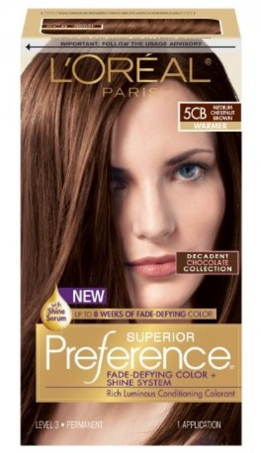 Pictures Of Chestnut Brown Hair Color on What Is The Difference Between Light And Dark Honey