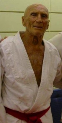 Helio Gracie, Founder of the Gracie JiuJitsu