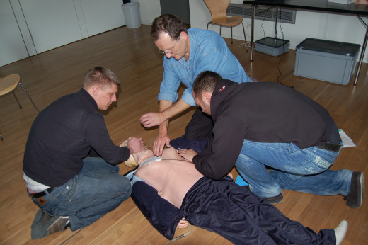 Learn and practice CPR