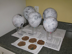 The Art of Paper Mache
