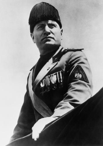 Italian Fascist - Mussolini from Addresses 1  flickr.com