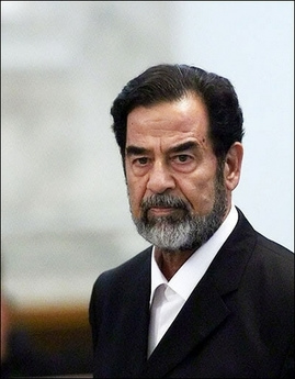 sadam_hussein from Jean Huni  flickr.com