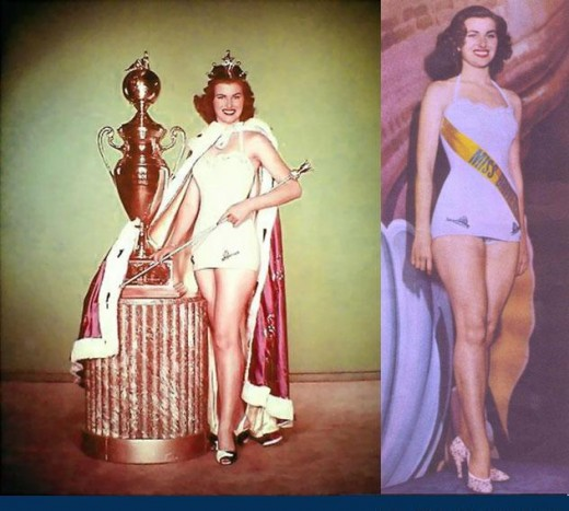 Cow Parsley 1953 Part Of The Post: Gallery • Miss Universe Titleholders Part I