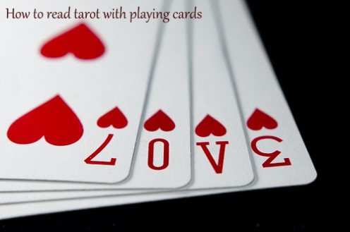 How to Read Tarot With Playing Cards