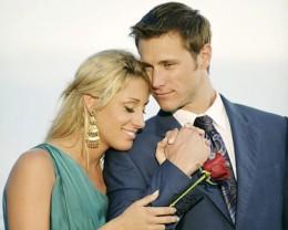 Vienna and Jake on The Bachelor
